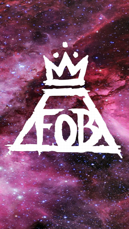 Fall Out Boy Logo Wallpaper - WallpaperSafari