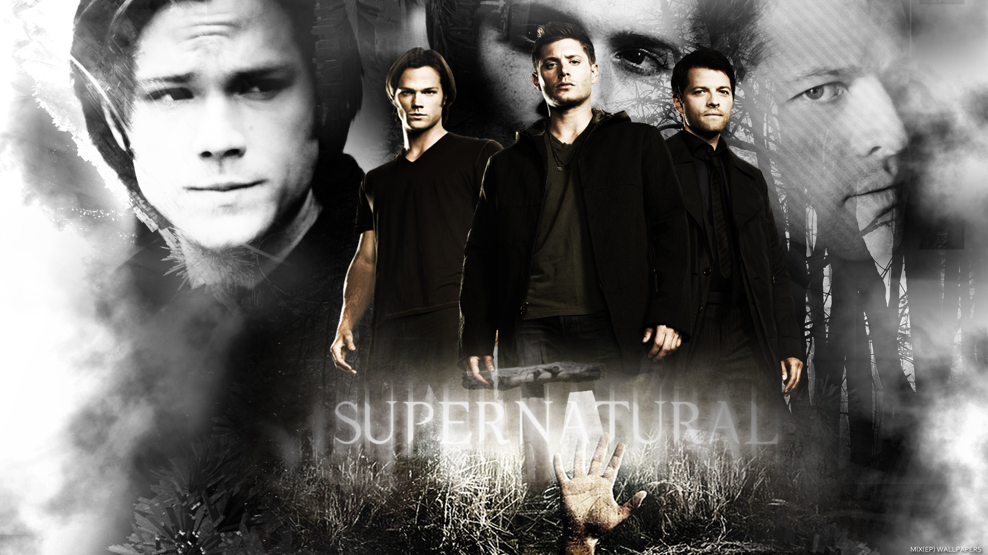 Supernatural wallpaper supernatural 33561497 1920 1080jpg 1920x1080