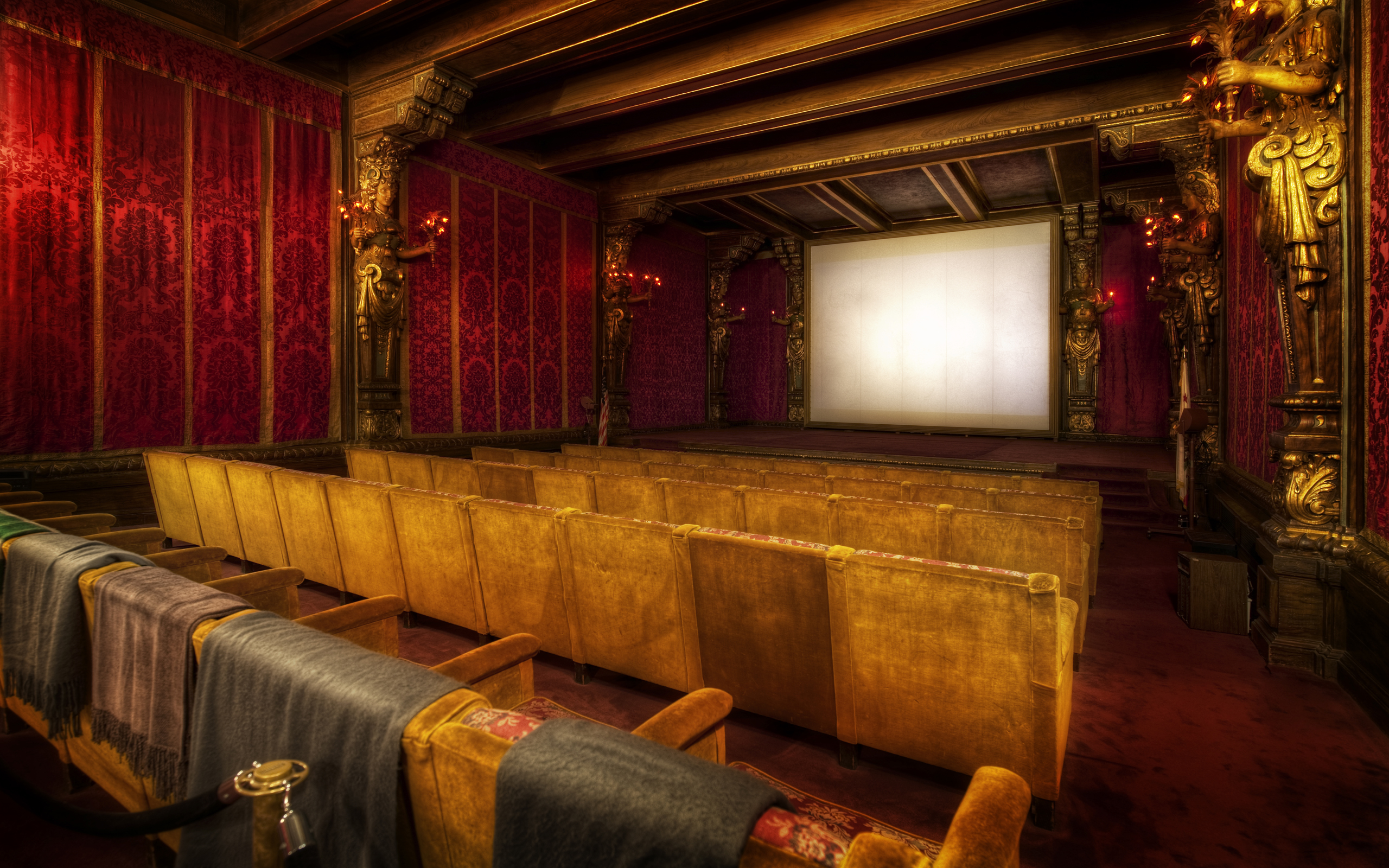 2560x1600 The movie theater at Hearst desktop wallpapers 2560x1600