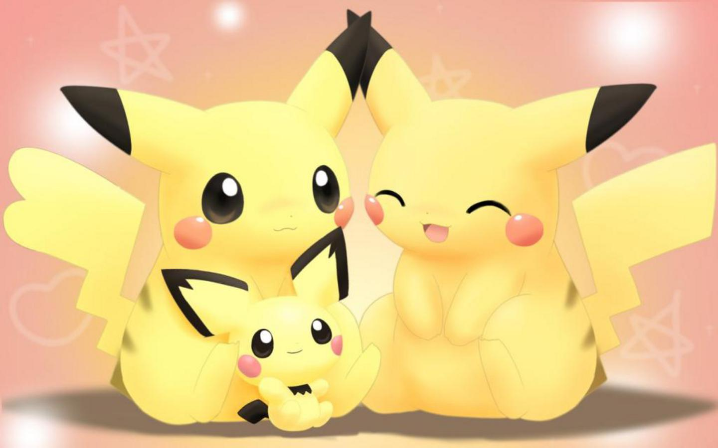 Pikachu Wallpaper Images amp Pictures   Becuo 1440x900