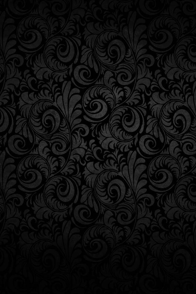 [45+] Black Vintage Wallpaper Pattern on WallpaperSafari