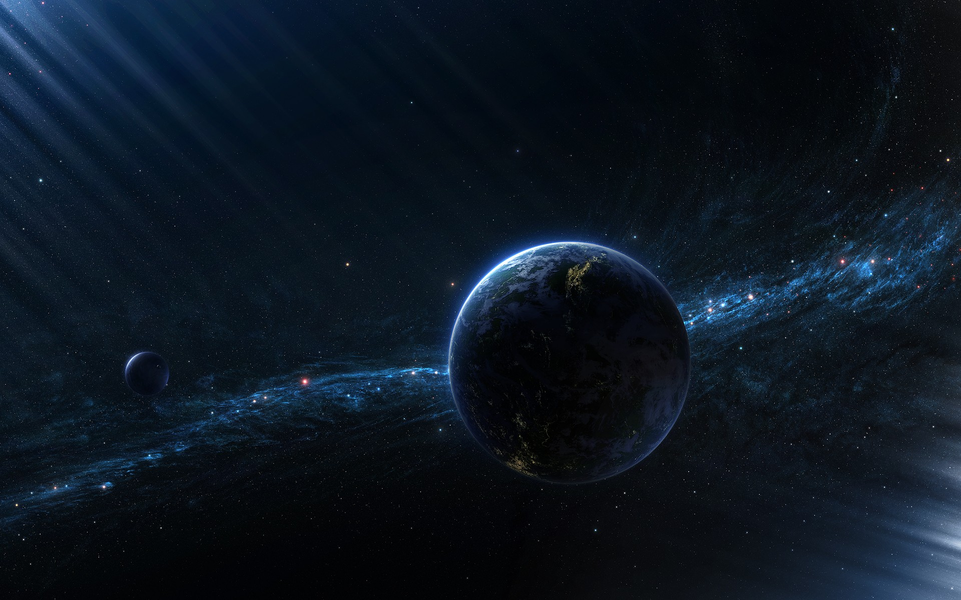 Outer Space Planets Deviantart HD Wallpapers   1767750 1920x1200
