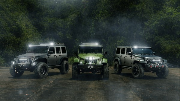 Jeep Wrangler SUV Wallpaper   Wallpaper HD Wallpapers for 600x338