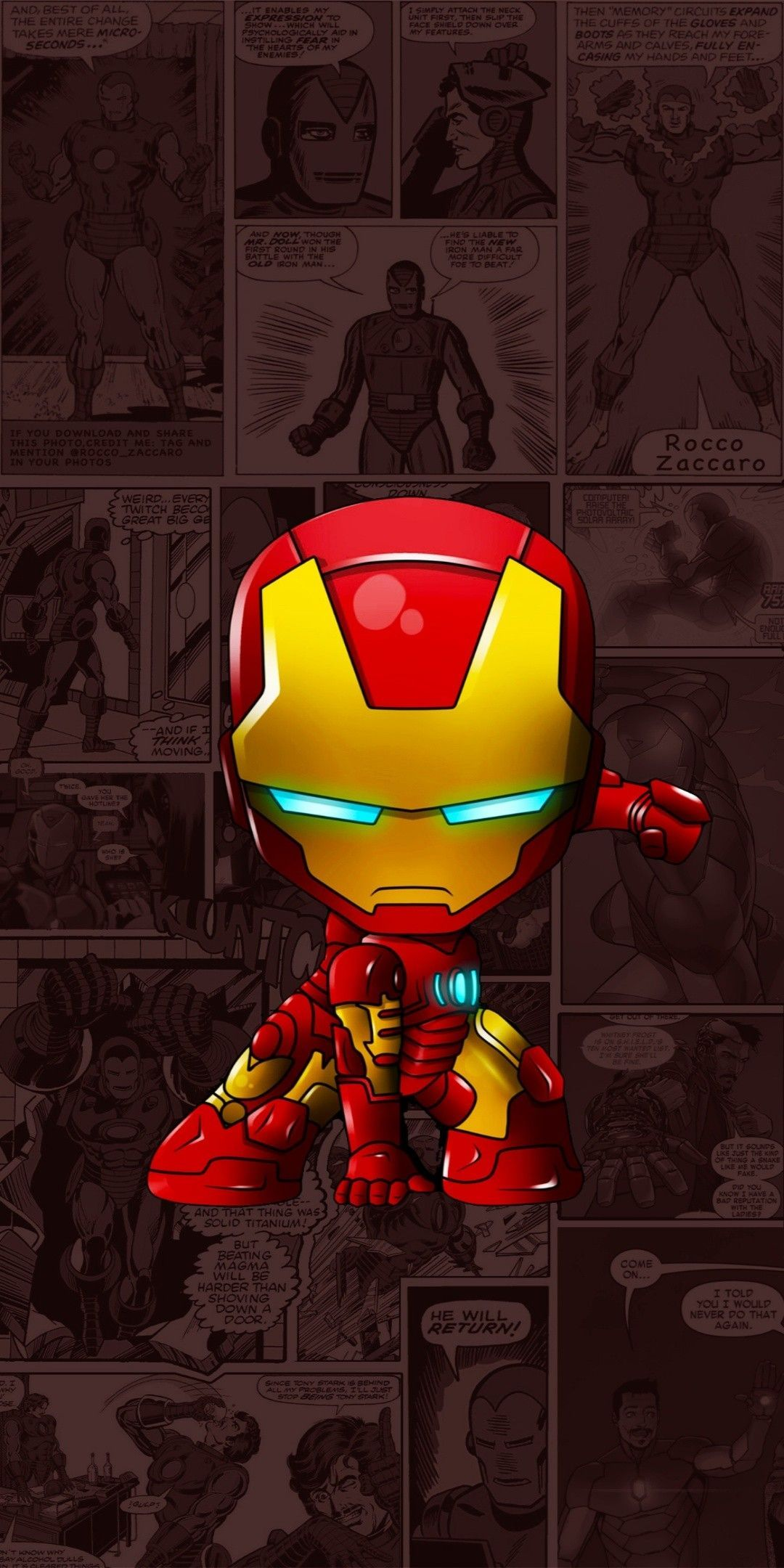 Download Cool Marvel Wallpaper for Android Phone Today Papel de 1080x2160
