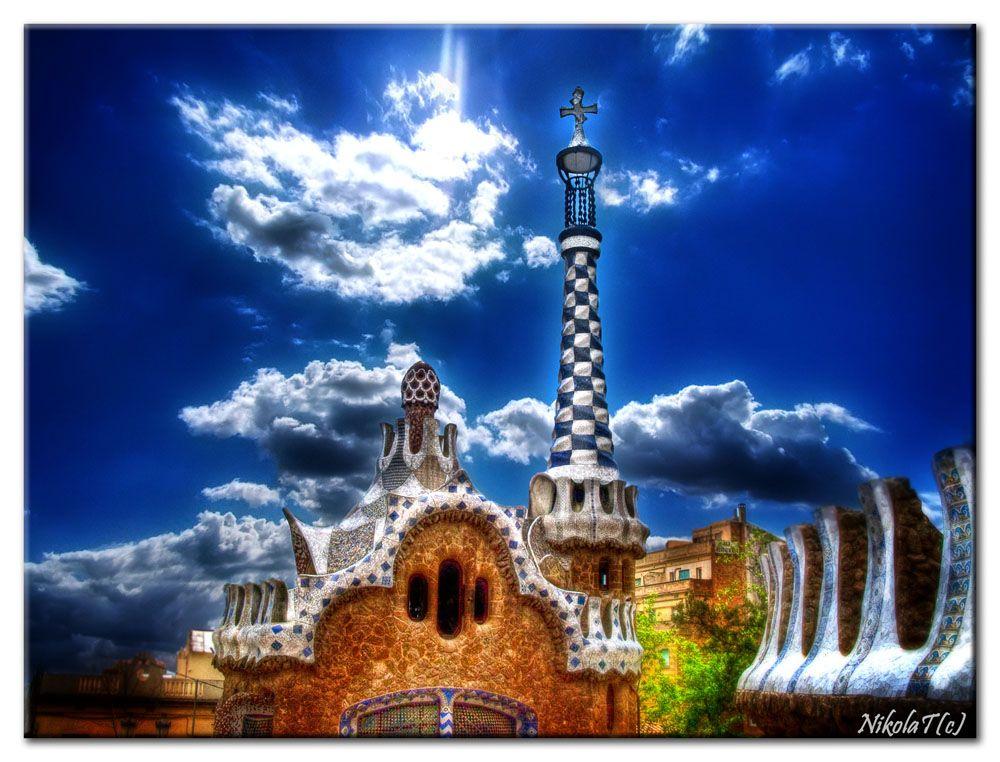 Gaudi Wallpapers 1000x762