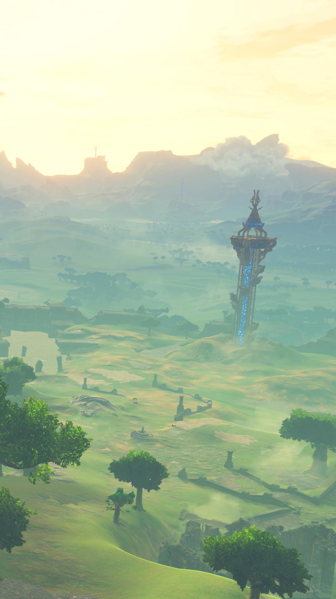 Free Download Legend Of Zelda Breath Of The Wild Iphone