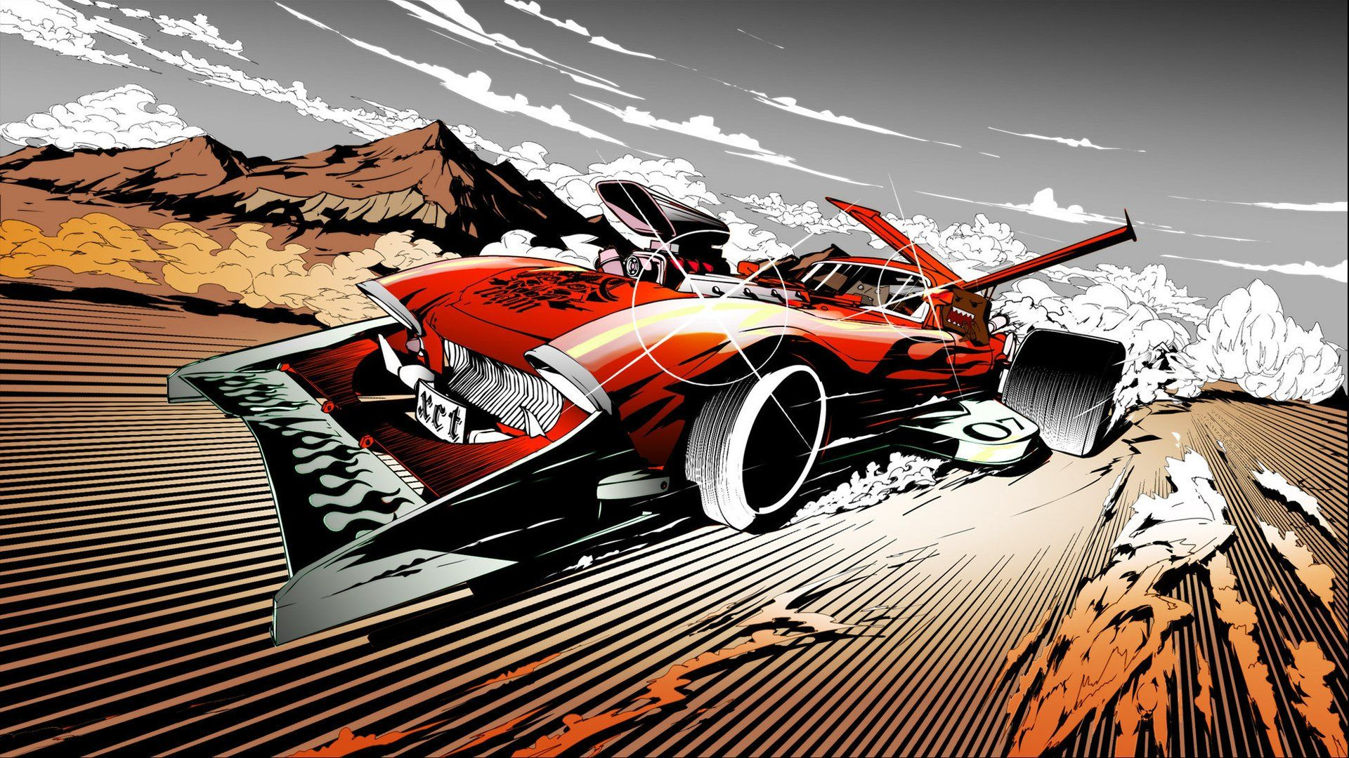 Abstract Car Wallpapers   WallpaperBoat 1920x1080
