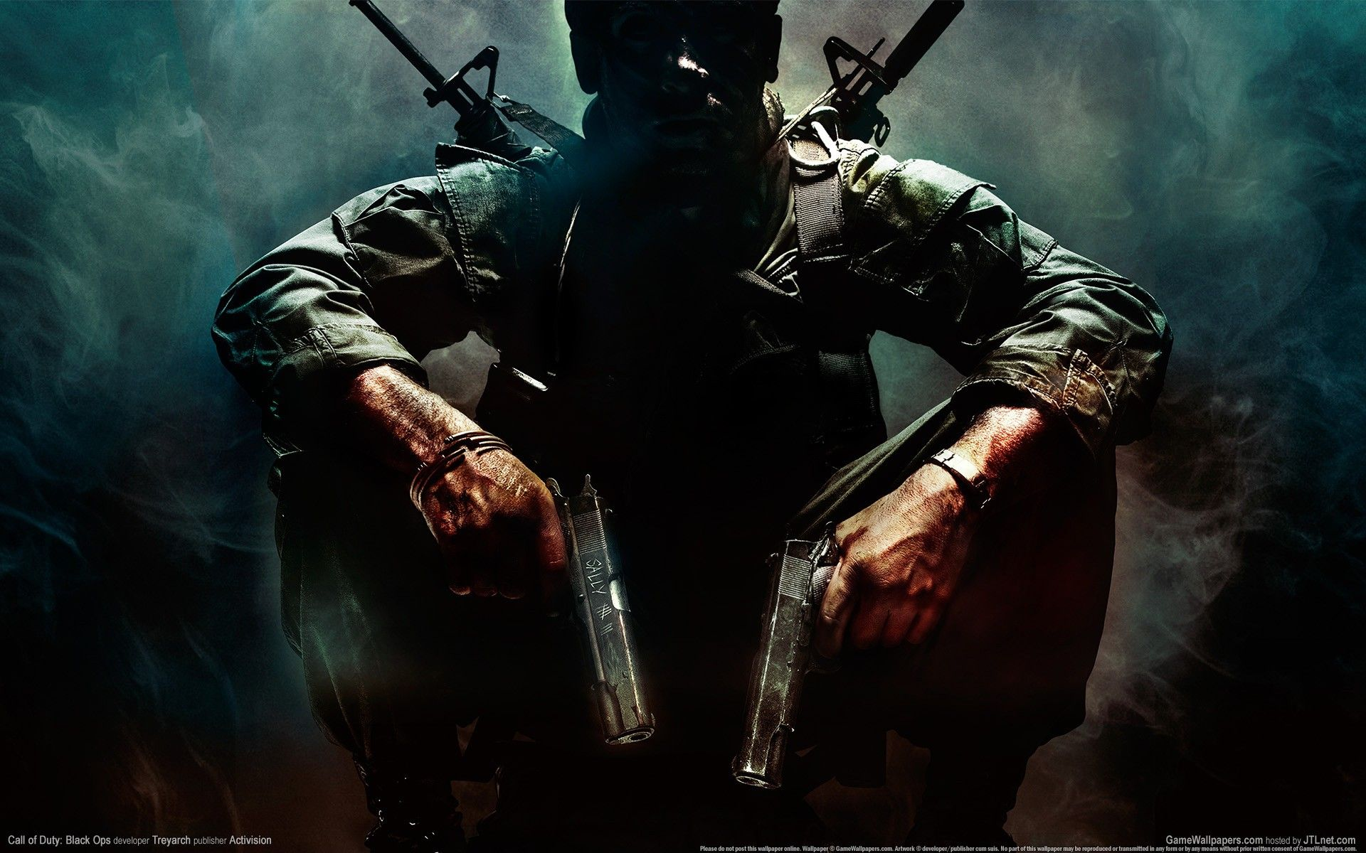 Top 10 of Coolest Gaming Wallpapers Call of duty Gaming 1920x1200