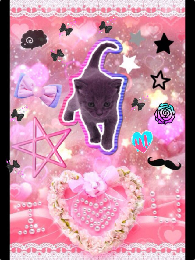Free Download Made This Iphone Wallpaper Pastel Goth Lolita