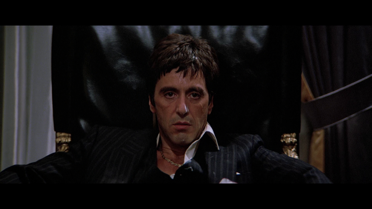 of Al Pacino on Scarface Wallpaper HD by HD Wallpapers   SWCROWN 1300x731