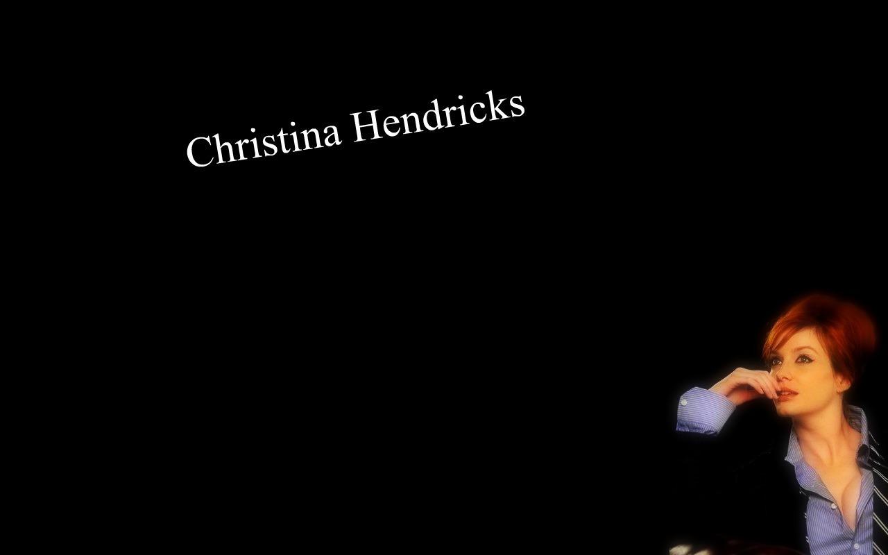Christina Hendricks   Christina Hendricks Wallpaper 16697224 1280x800