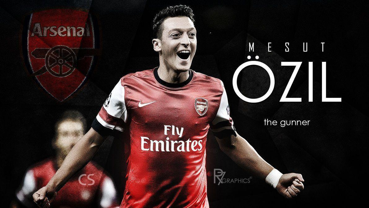 Ozil Wallpapers 1191x670