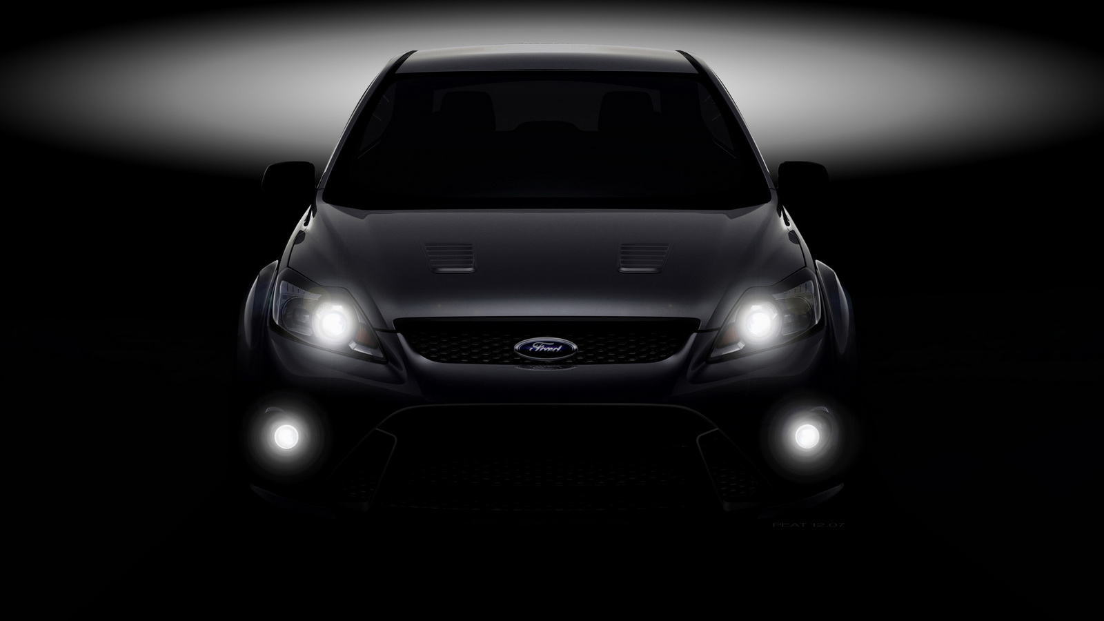 Focus Ford Wallpaper 22255 Wallpaper High Resolution Wallarthdcom 1600x900