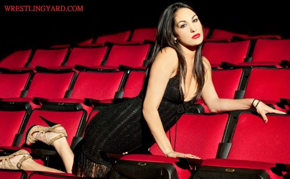 WWE WRESTLING RAW SMACKDOWN THE DIVAS Brie Bella   Wallpaper 982x607