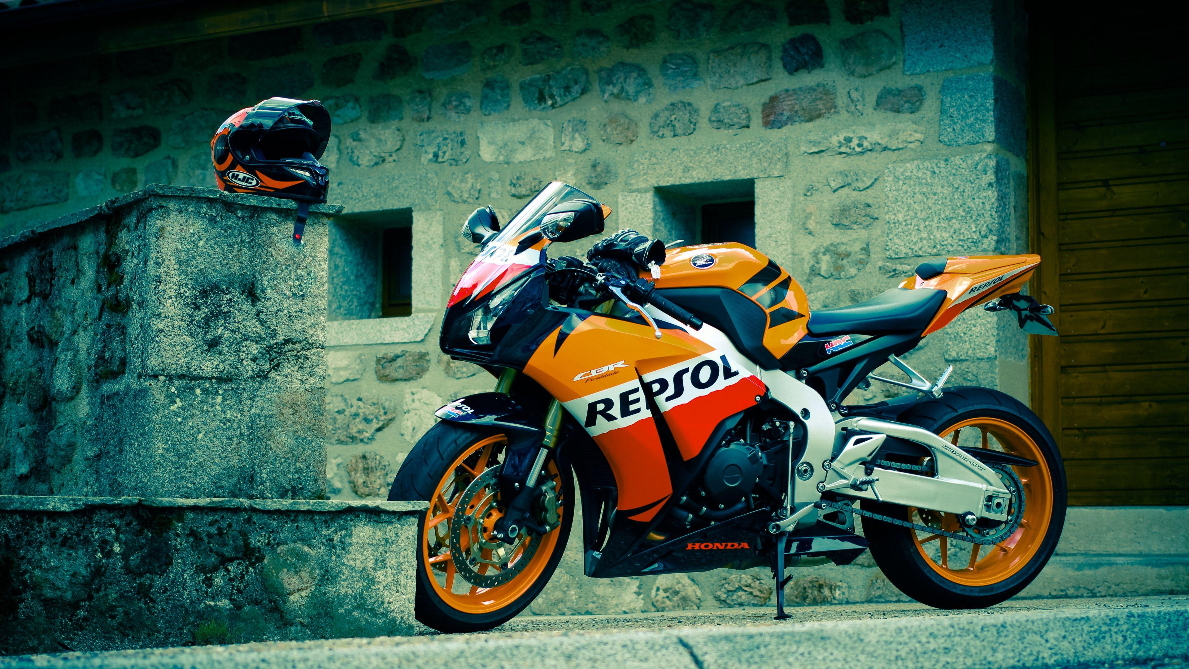 Honda CBR Repsol Wallpapers   Top Honda CBR Repsol 3840x2160