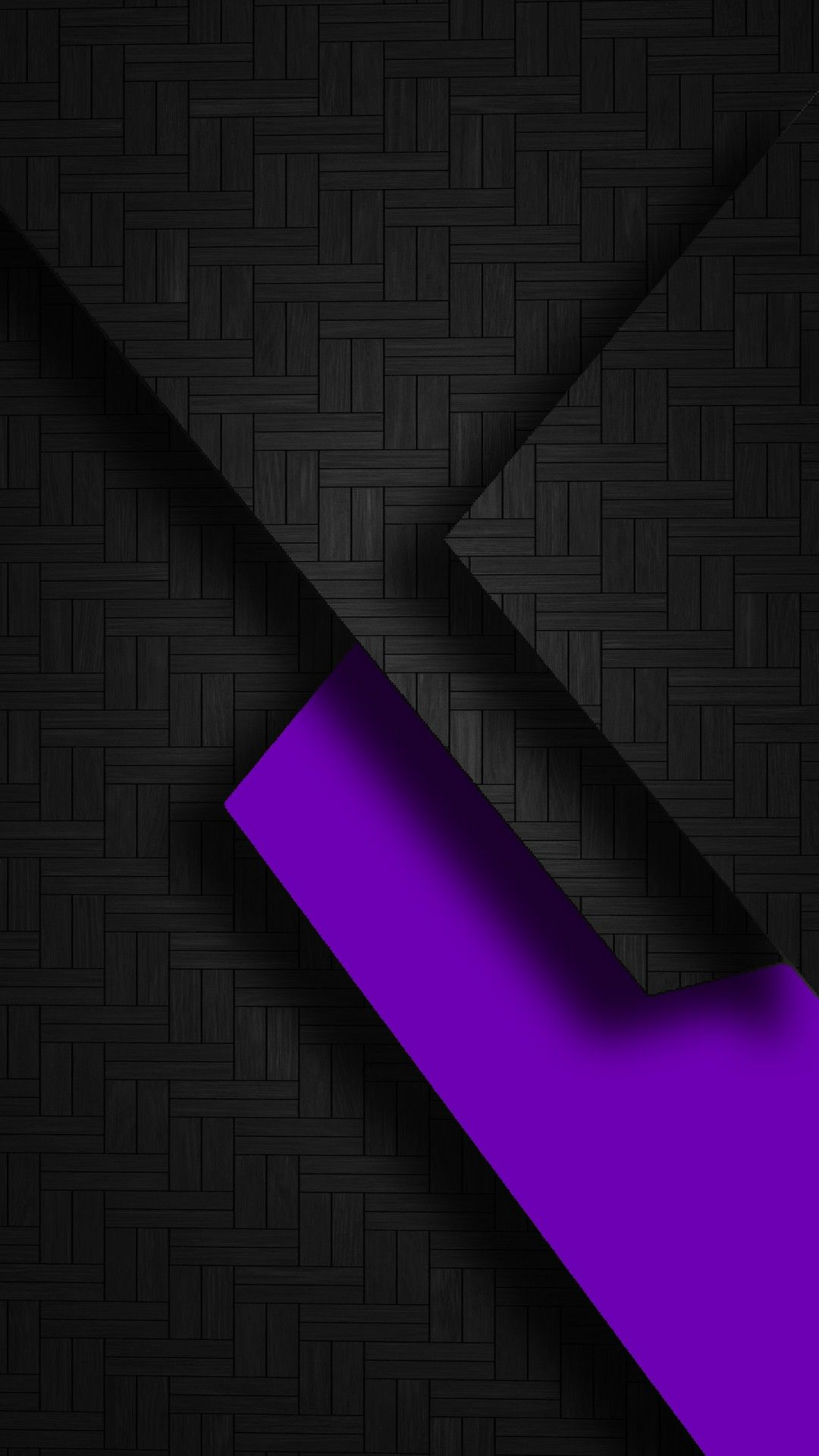 Black with Purple Geometric Wallpaper Abstract and Geometric 1080x1920