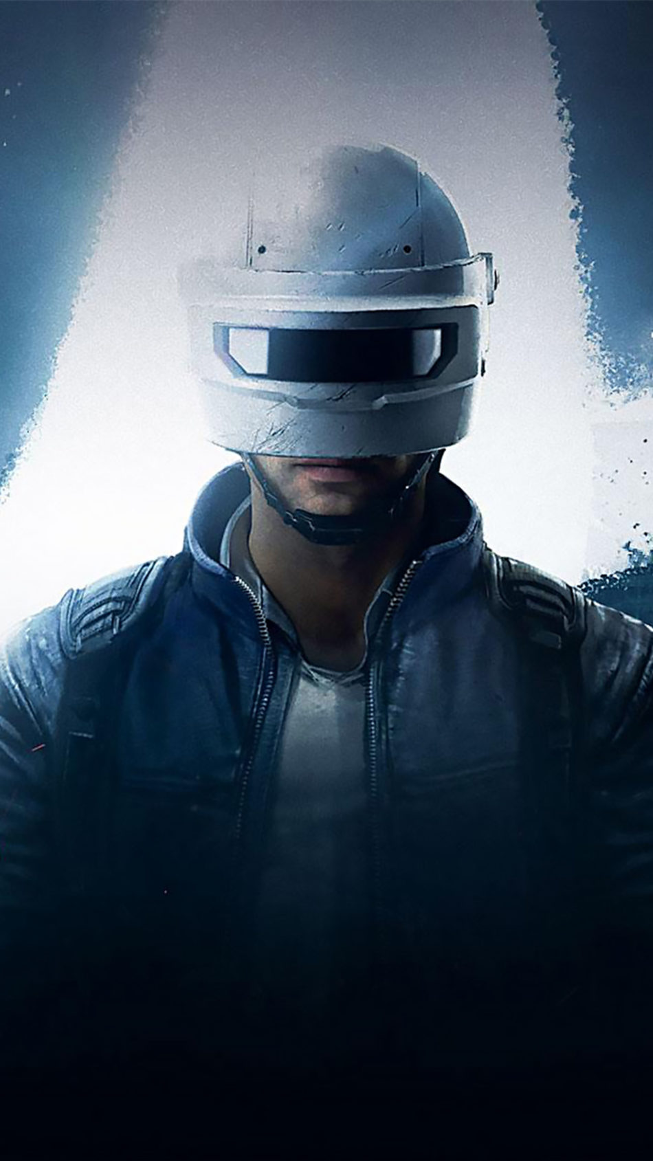 Helmet Guy PUBG New State 4K Ultra HD Mobile Wallpaper 950x1689