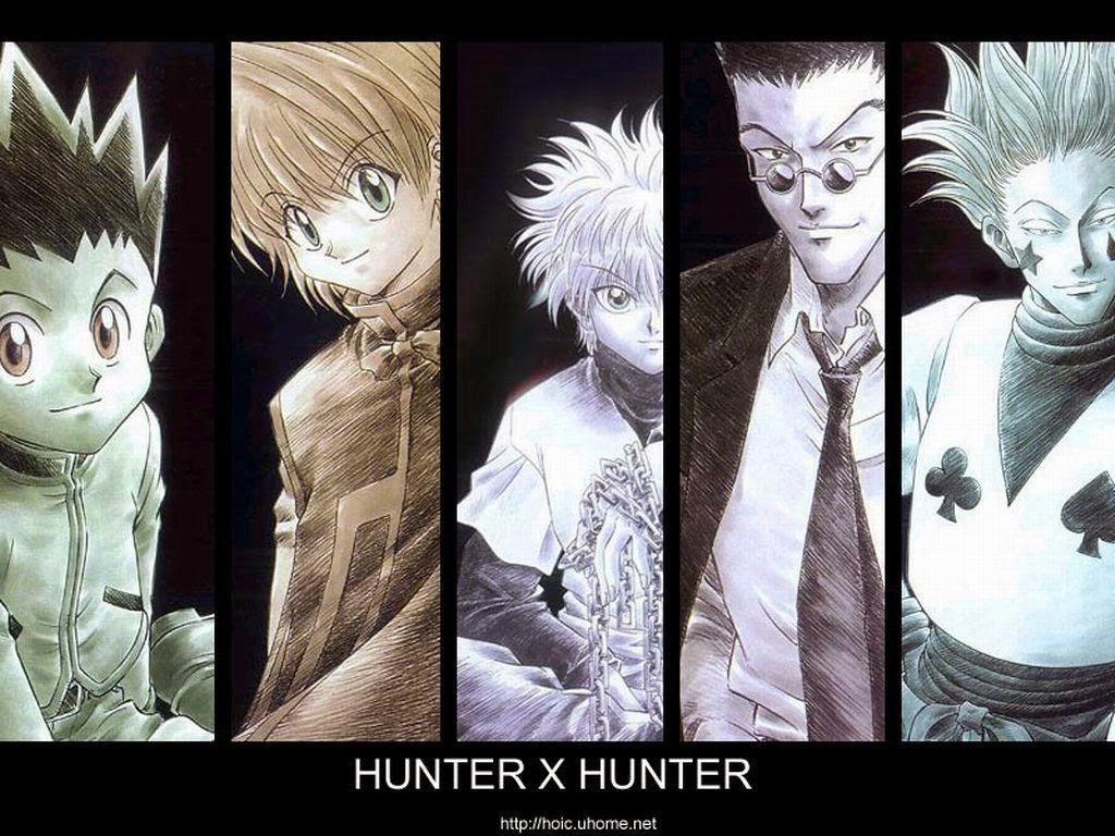 50 Hunter X Hunter Wallpapers On Wallpapersafari