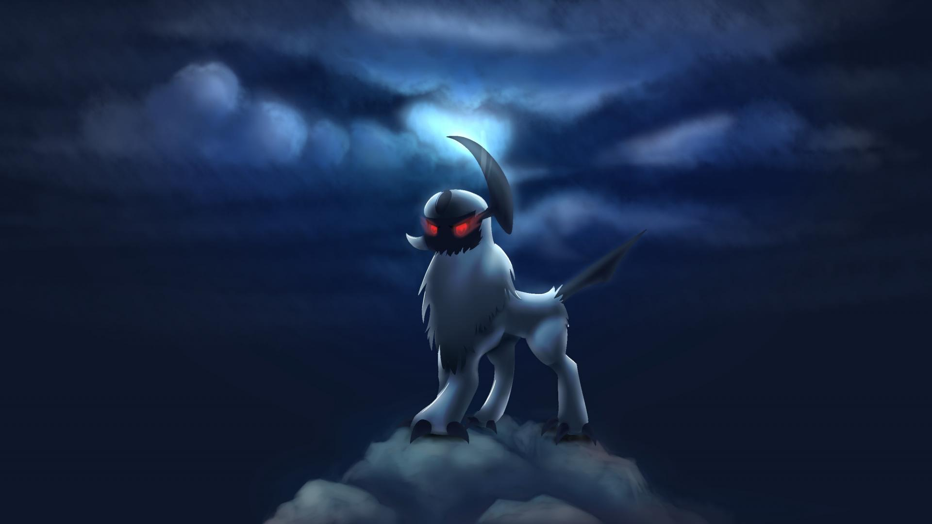 Pokemon Absol Wallpaper - WallpaperSafari