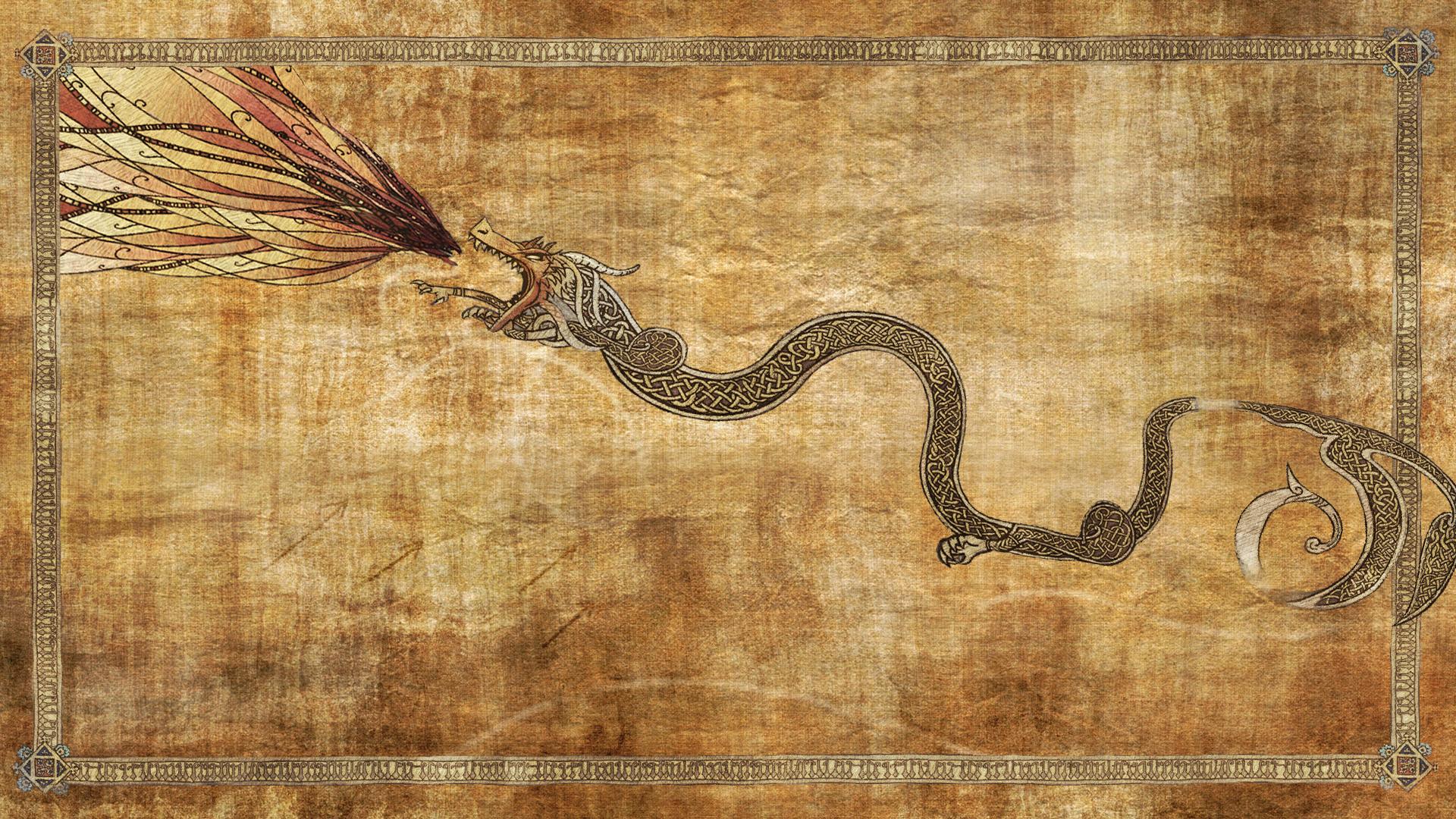 Dragon lore wallpaper wallpapersafari - Dragon Lore Wallpaper