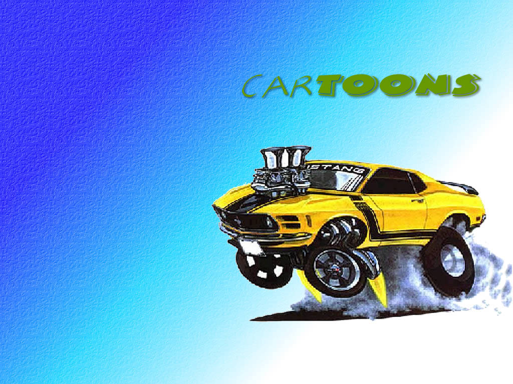 Muscle Car Wallpapers and Hot Rod Backgrounds 1024x768