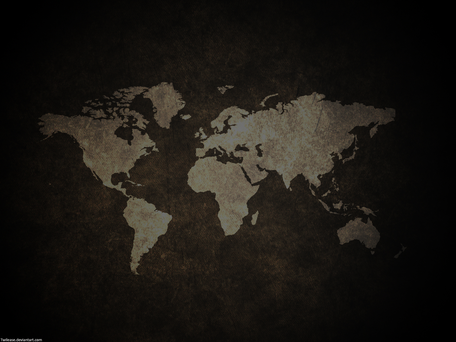 Earth Map Wallpaper The Art Mad Wallpapers 1600x1200