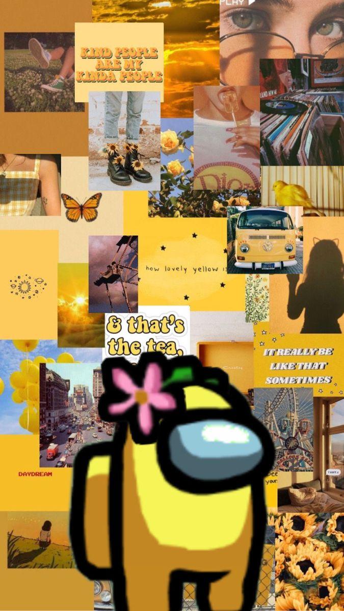 Among us Aesthetic iphone wallpaper Cartoon wallpaper iphone 675x1200