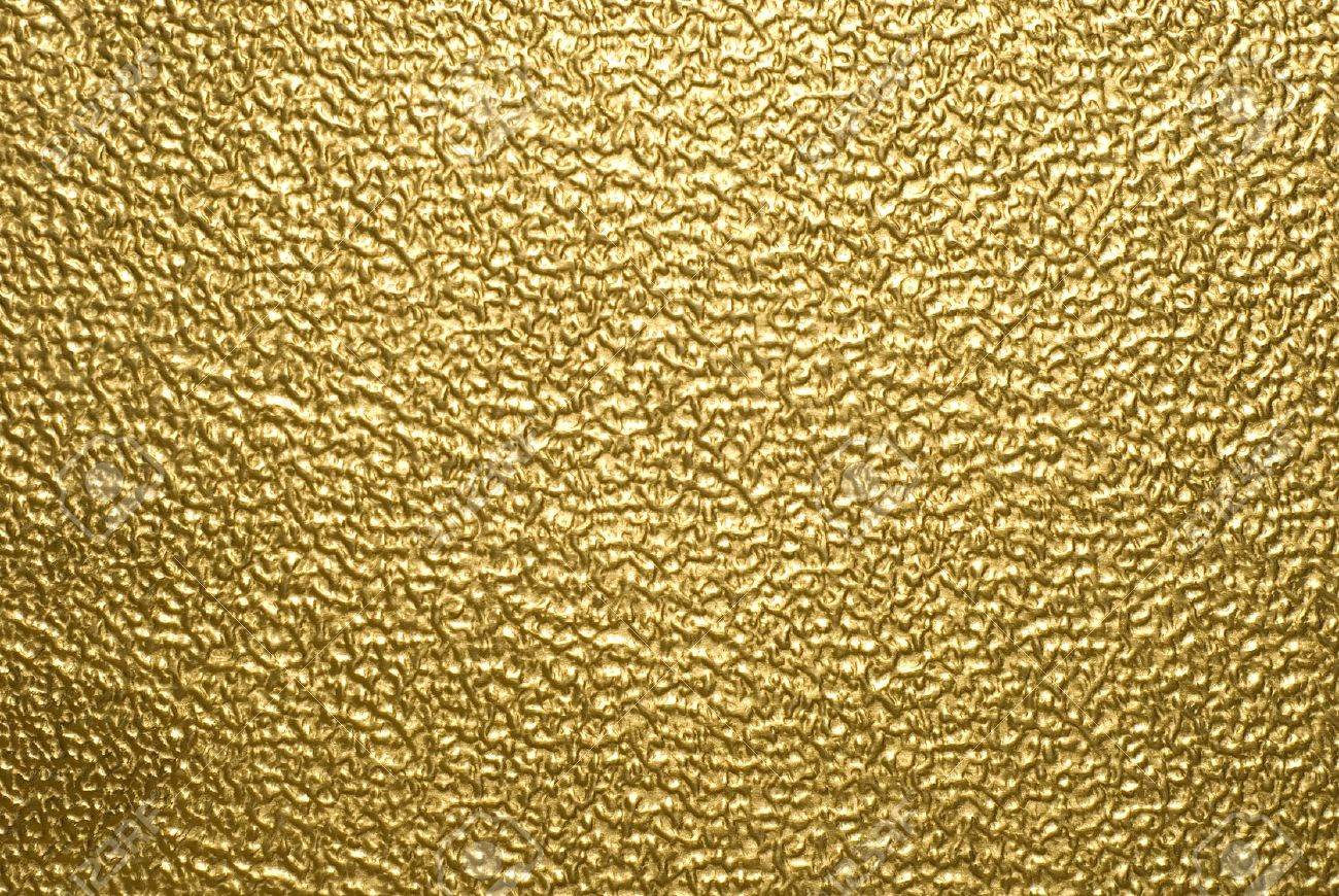 Metallic gold wallpaper wallpapersafari for Metallic wallpaper