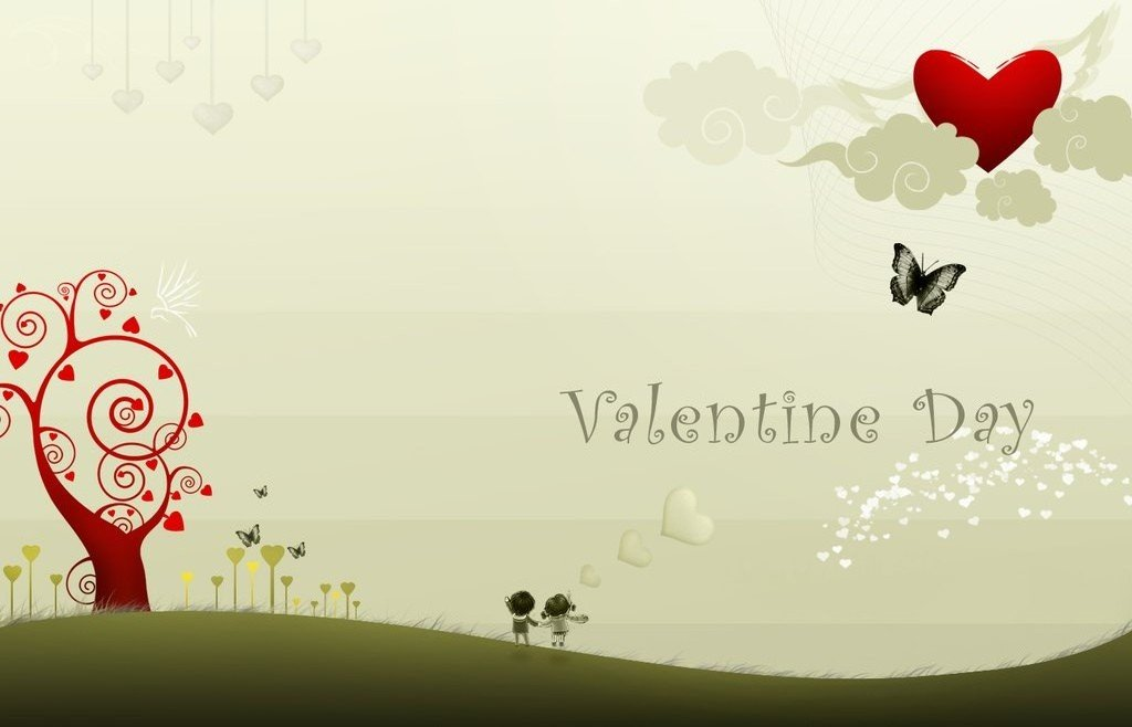 Japan Valentines Day   Love Wallpapers for Desktop 1024x658