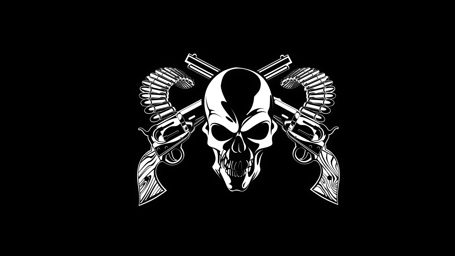Free Skulls Wallpaper  WallpaperSafari