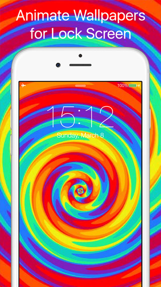 Dynamic Animated Gif Wallpaper for iPhone 6s 6s App Store 322x572