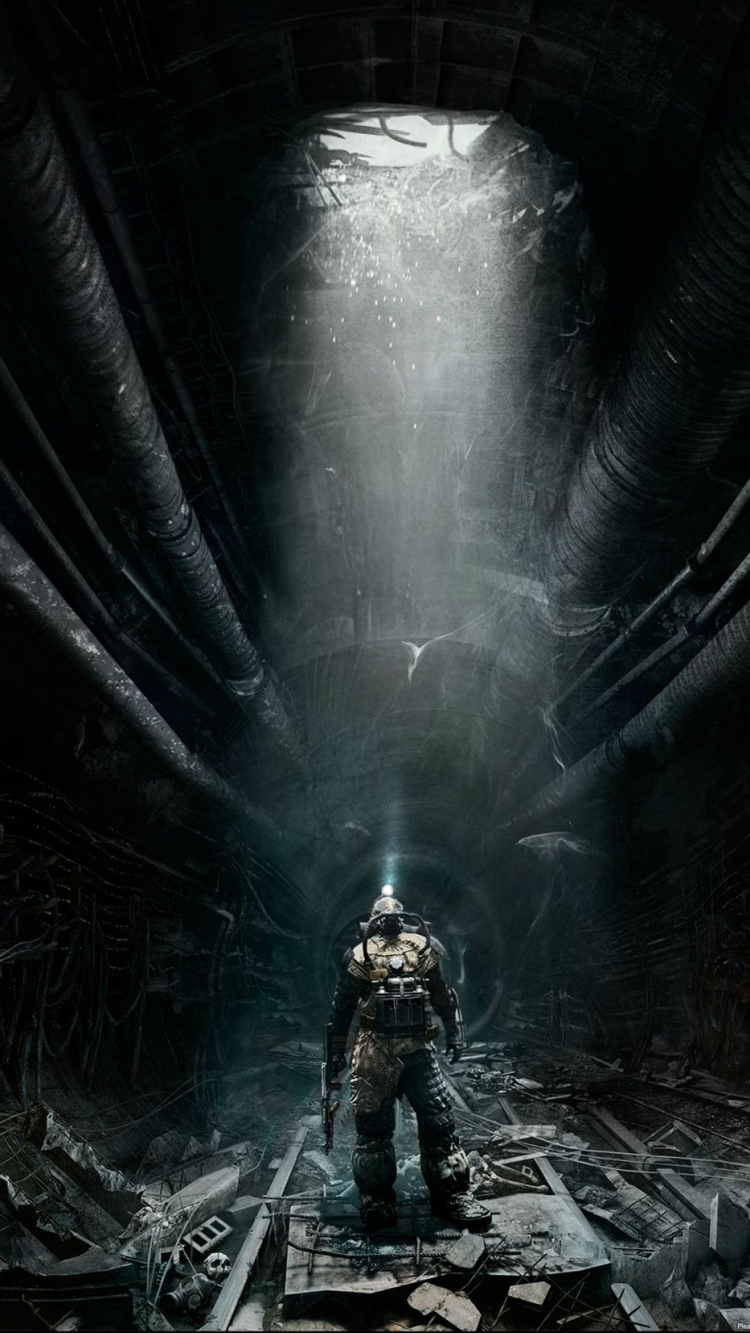 iPhone 6   Video GameMetro Last Light   Wallpaper ID 566095 1080x1920