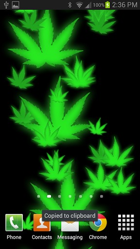 Free Live Weed Wallpaper