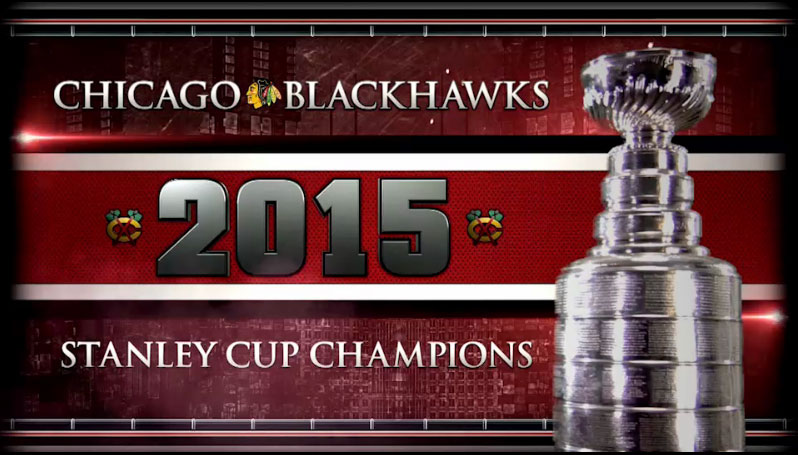 Watch Blackhawks 2015 Stanley Cup Championship Rally Video WGN 798x455