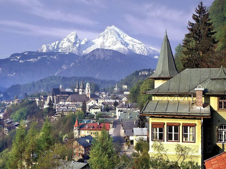 Germany I want to tour the country and visit small towns 736x552