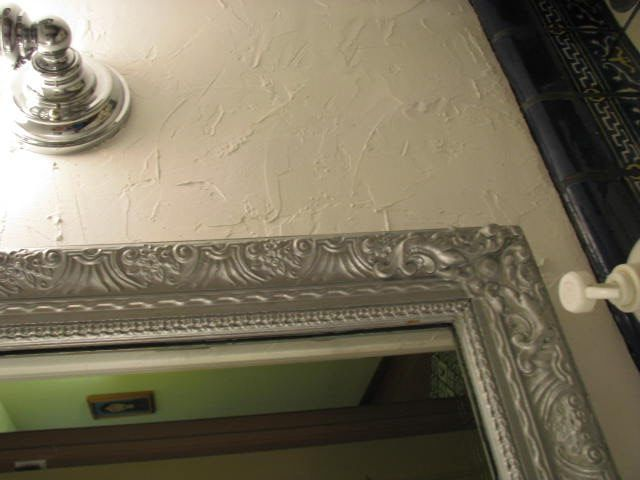 How to Hand Plaster Walls to Cover Over Wallpaper or damaged walls 640x480
