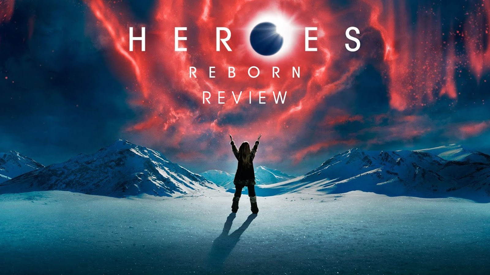 Reviewpoint Ep 20   Heroes Reborn Episodes 1 and 2 Recap and Review 1600x900