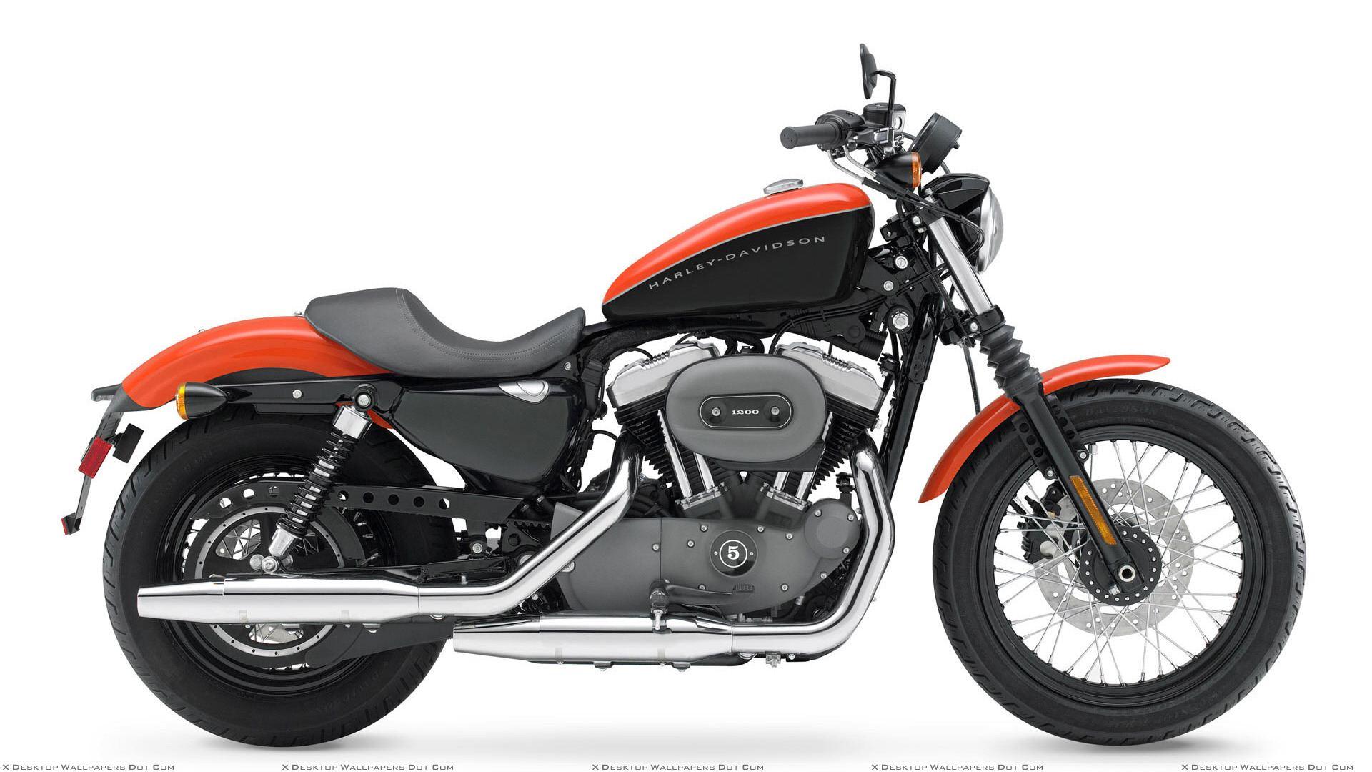 Harley Davidson Sportster Wallpaper 7240 Hd Wallpapers in Bikes 1920x1080