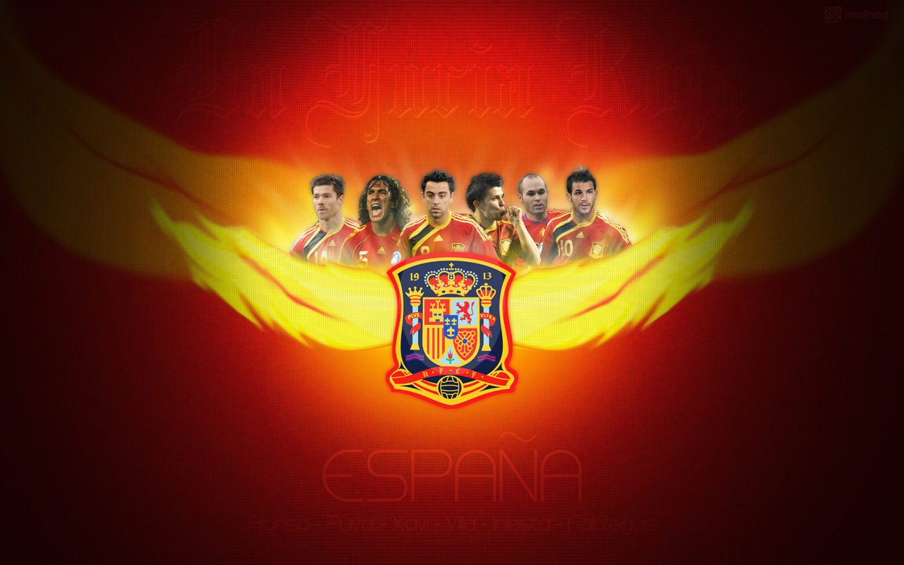 Spain National Football Team 2012 Wallpapers Photos Images and 1280x800
