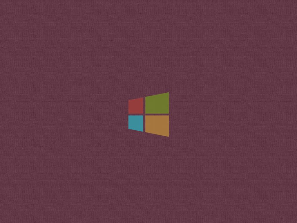 Minimalistic windows 8 logos simple background pink wallpaper 57531 1024x768