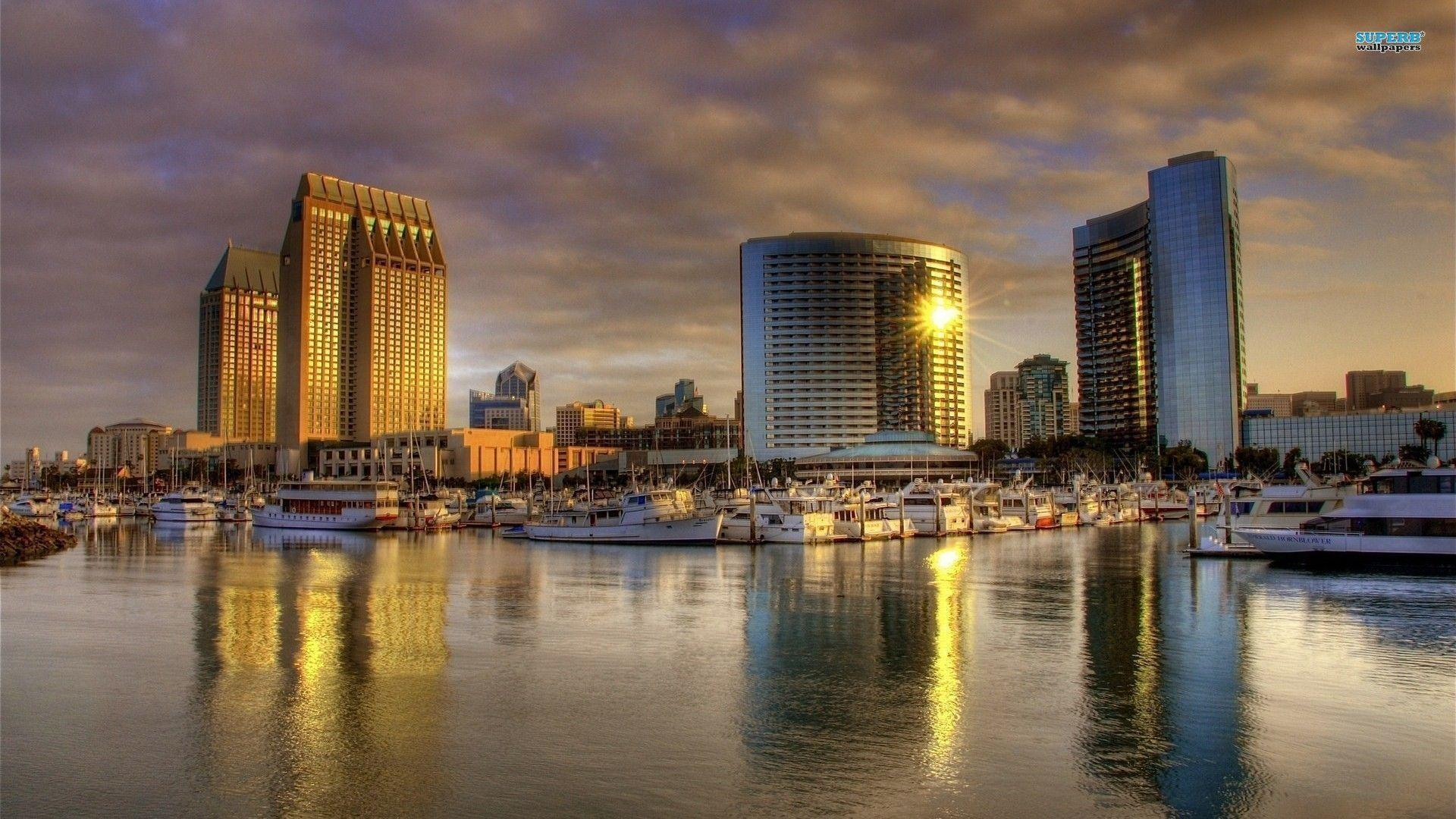 Wallpapers San Diego 1920x1080