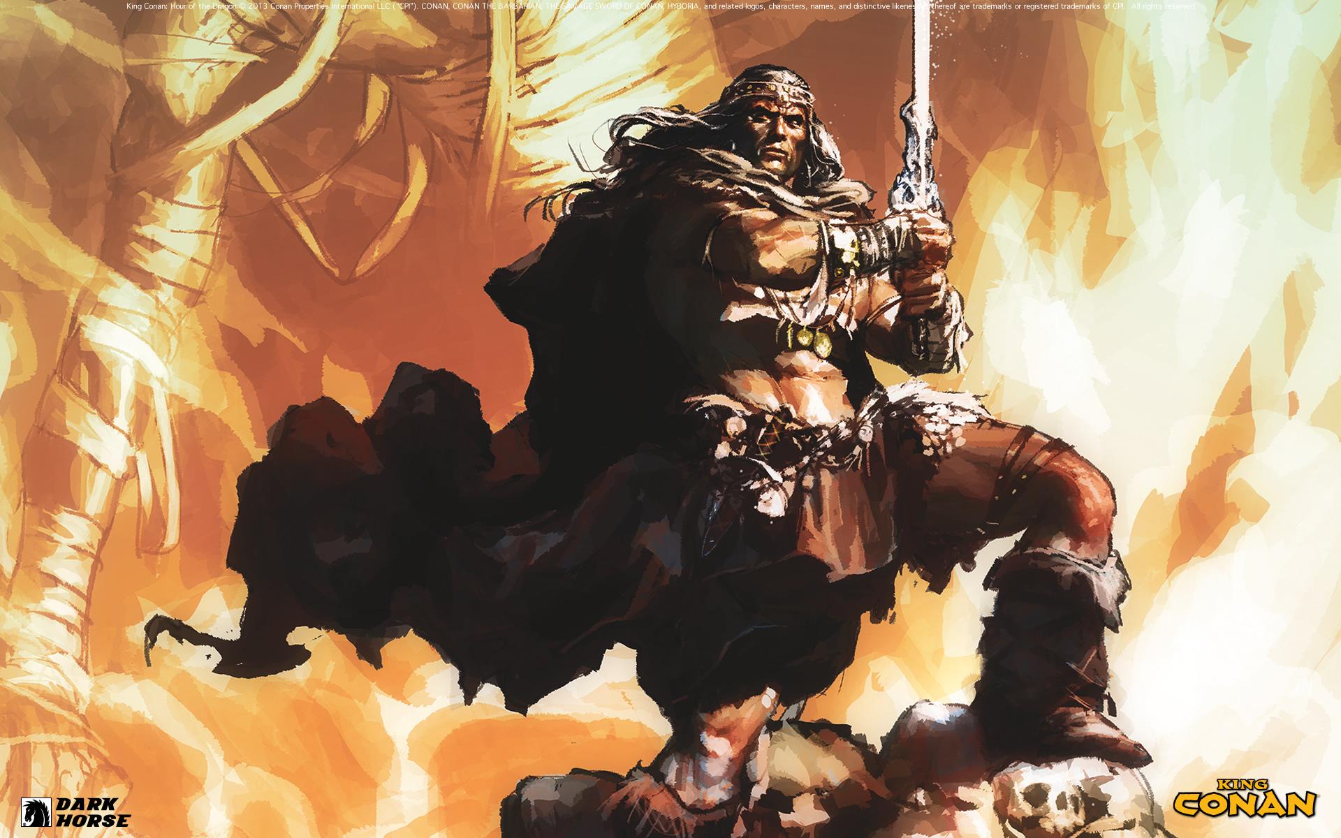 Conan The Barbarian   wallpaper 1920x1200