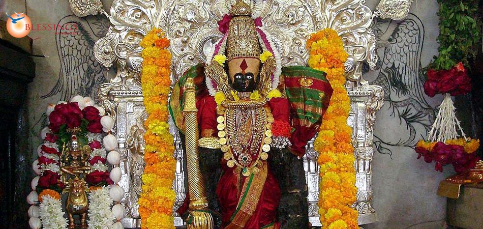 Mahalaxmi Temple Kolhapur 950x450