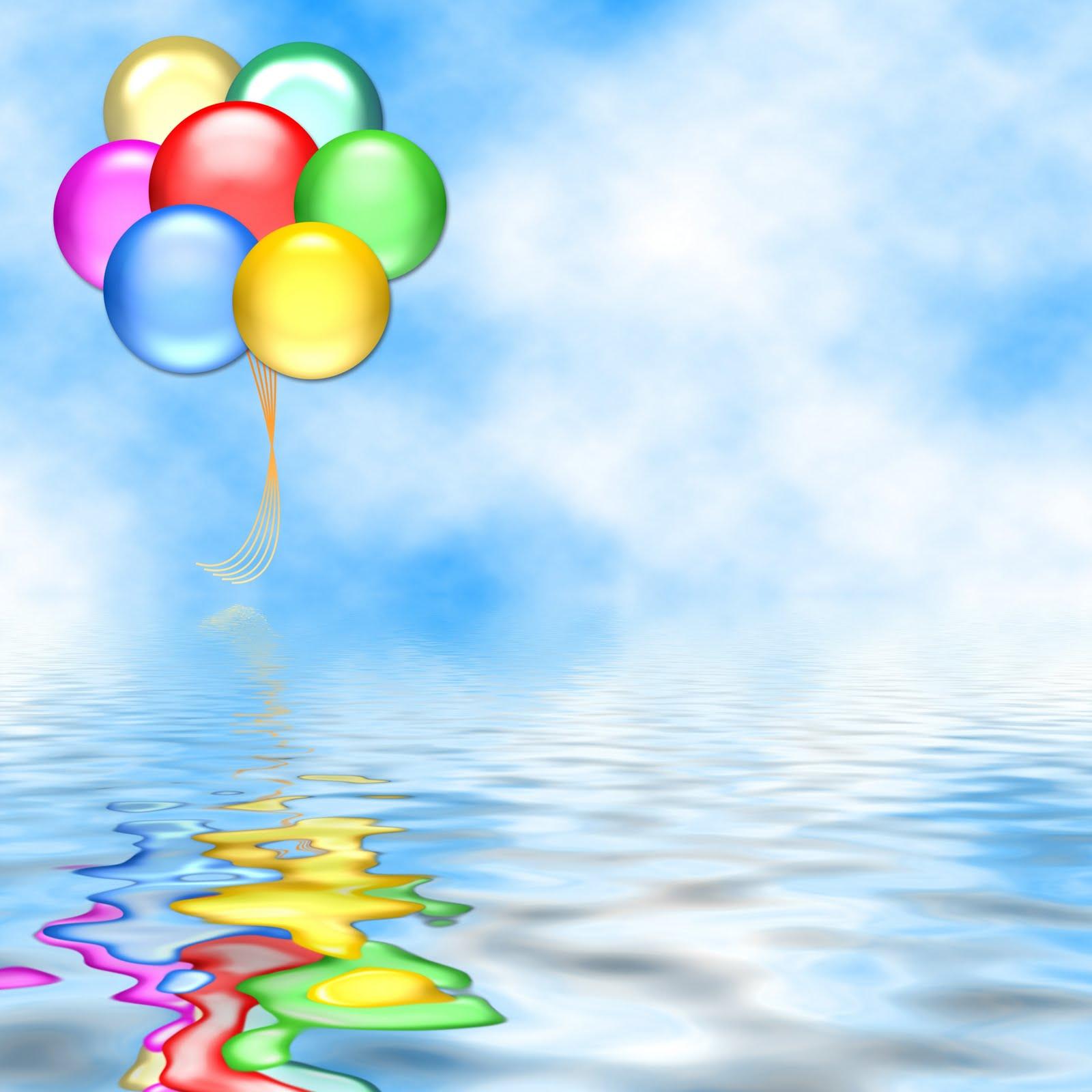 Birthday balloon backgroundsBoy birthday backgroundsBirthday 1600x1600