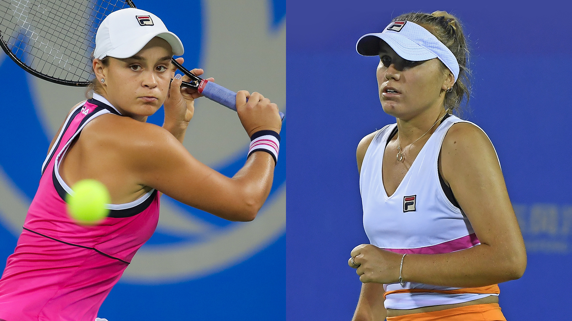 TC Plus Match of the Day Ashleigh Barty vs Sofia Kenin Wuhan 1920x1080