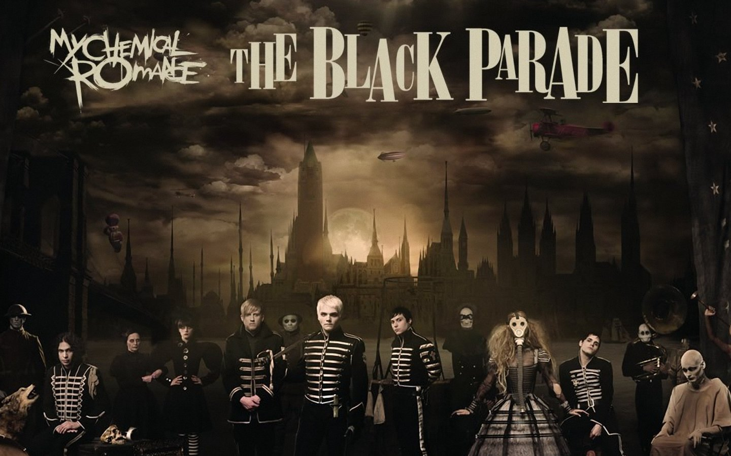 My Chemical Romance Wallpaper 1440x900 Wallpapers 1440x900