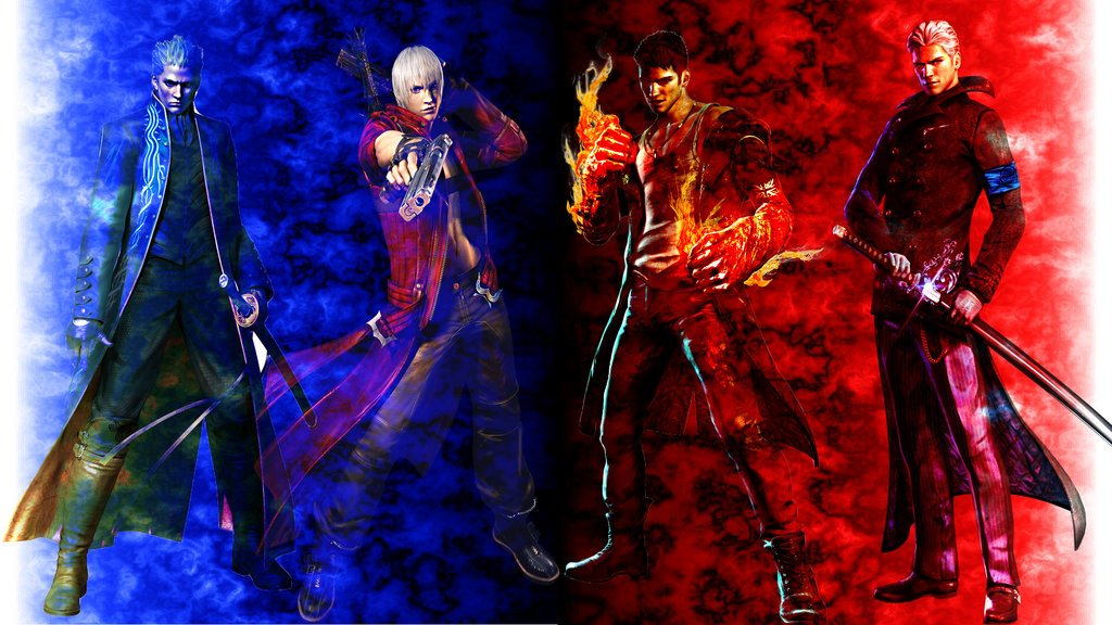 Devil May Cry The Franchise [Part II] 1024x576