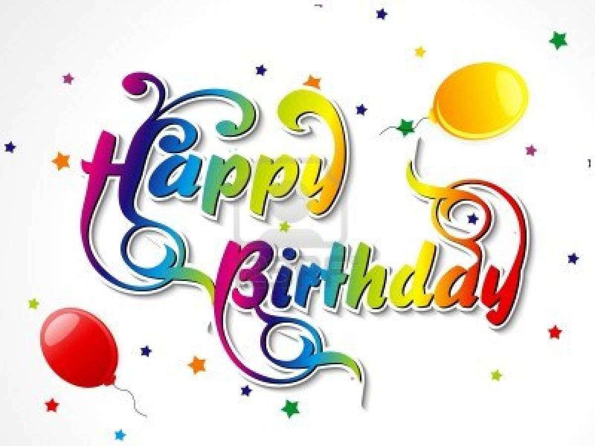 Happy Birthday Wallpaper Cool HD Wallpapers 1200x900