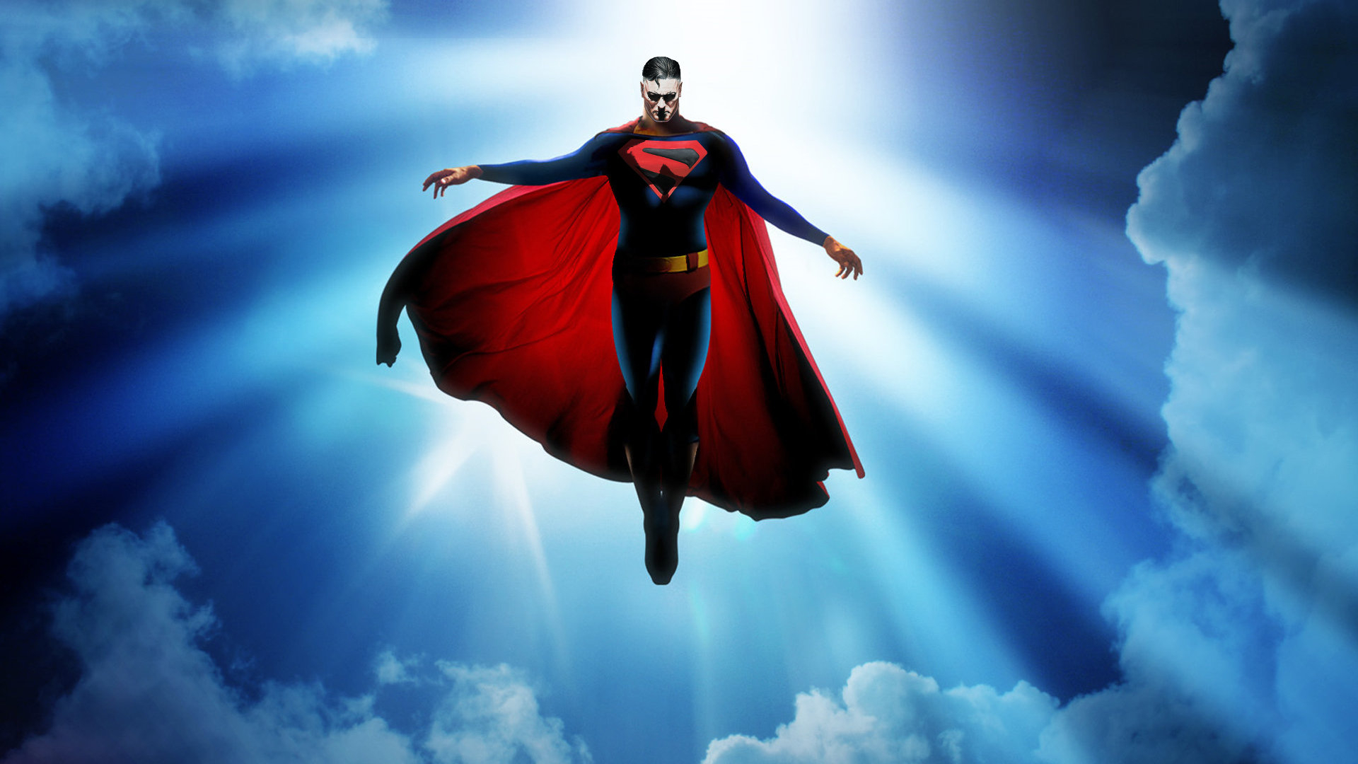 Superman Wallpaper Hd 1920x1080 Images amp Pictures   Becuo 1920x1080