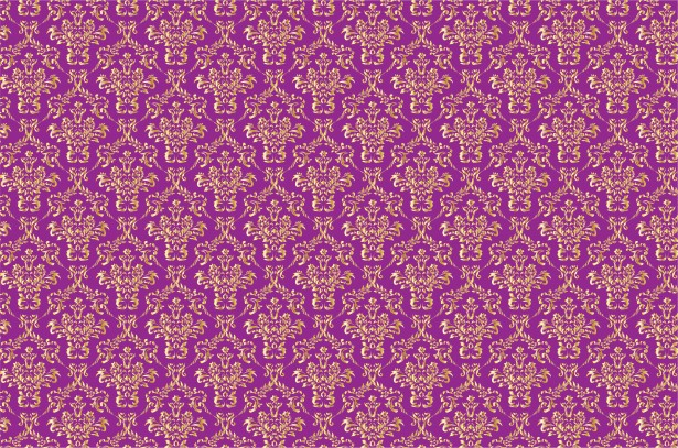 Damask Background Gold Purple Stock Photo   Public Domain 615x407